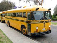 Crown Bus At Balboa Park