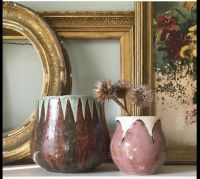 Pottery and Frames