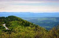 Talimena Scenic Drive, Ouachita National Forest Arkansas-Oklahoma by Getty Images