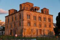 byzantine church in Greece