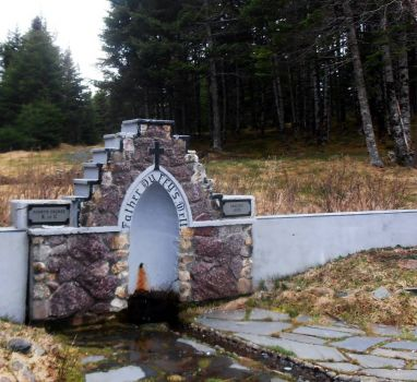 Healing Powers of Father Duffy's Well, Salmonier, NL