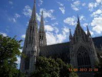Votiv Kirche in Vienna, Austria