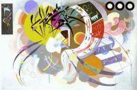 Kandinsky: Dominant Curve (1936)