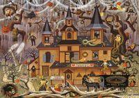 Halloween by Charles Wysocki
