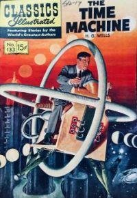 Classic Illustrated #133