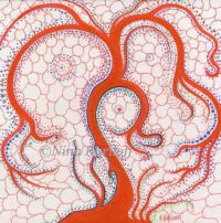 Red Tree Rhythm II