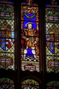 STAINED GLASS WINDOWS - 1 OF 3