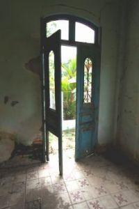 Abandoned House, Inside #1