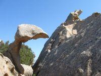 Around Capo d'Orso, Sardinia