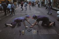 Julian Beever drawing #12
