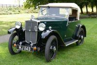 1932 Morris Minor Tourer