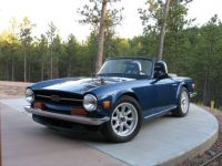 TR6- Had one of these in the early 70s!!