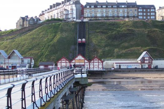Saltburn by the Sea's Victorian Pier