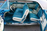 1957 Cadillac Eldorado Brougham blue interior