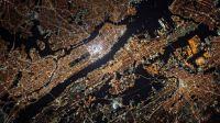 NY City from space