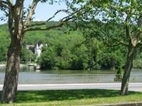 The Seine, Vernon, France