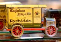 Lorry Biscuit Tin