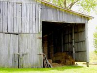 Old Barn, Shelby County, KY