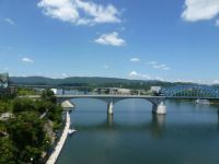 Tennessee River. Chattanooga