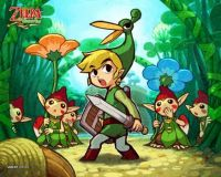TLoZ - The Minish Cap - Link