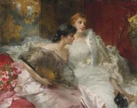 Conrad Kiesel After the Ball