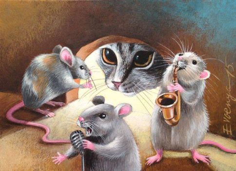 Mouse jam session