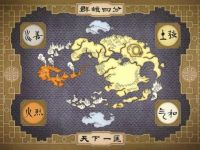 The Four Nations - Map