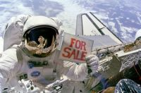 Astronaut Dale A  Gardner