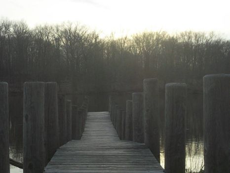 Dock at Mill Creek Park