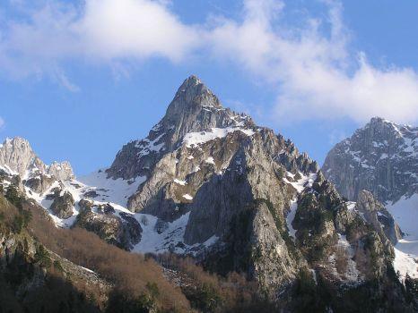 Prokletije mountain