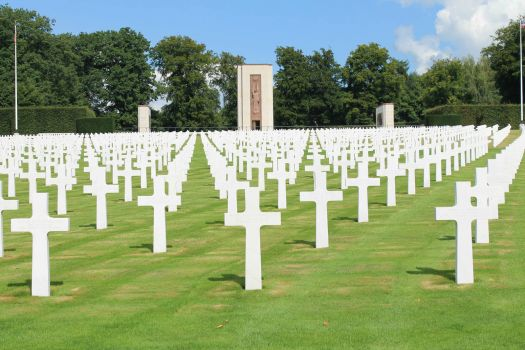Luxembourg American Military Cemetery, Luxembourg City, Luxembourg