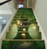 Tree House Staircase