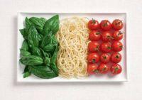 Italian Flag - Food Style