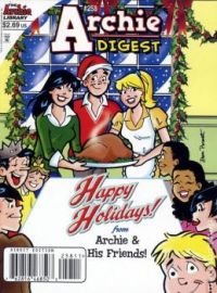 Archie Thanksgiving