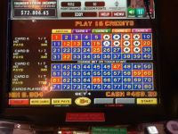 6 of 7,   3 times and  7 of 7 once  $459 Keno winner