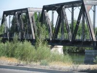 Blackfoot, Idaho Railway Bridge