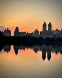Sunset, NYC