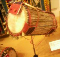 Nigerian drums.