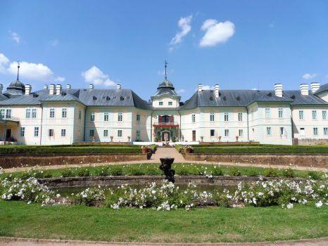 Manětín, the Czech Republic