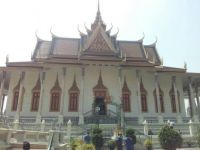 Royal Palace Phnom Phen