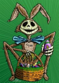 jack skellington easter
