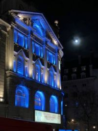 London Theatre and Full Moon