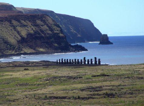 Osterinsel - Rapa Nui