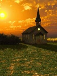 And the Light Shines Through --  Saskatchewan , Canada...