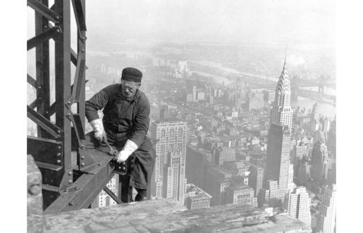 Empire State Building, New York City, New York, USA