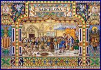 Tiles of Barcelona