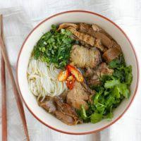 BúnMăngGà : Vietnamese Chicken BamBoo Noodle Soup