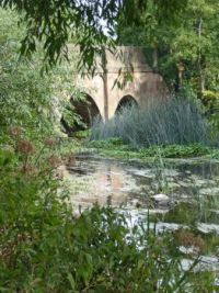 The bridge at Cossington