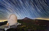 European Space Agency Optical Ground Station at the La Teide Observatory on Tenerife Canary Islands Spain ESA-EPA
