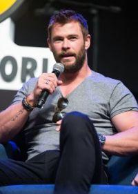 Chris Hemsworth at Wizard World Philadelphia